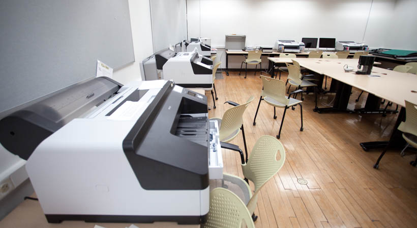 Classroom Design Experts ~ Digital photography lab kendall college of art and
