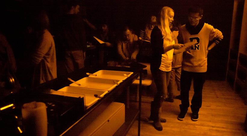 Classroom Design Experts ~ B w darkroom kendall college of art and design ferris