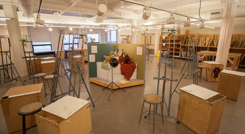 The Gallery For College Art Classrooms