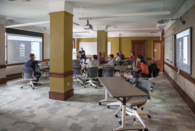 Collaborative Classroom Design : Collaborative design classroom wnf kendall college