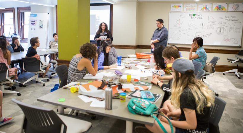 Collaborative Classroom Employment ~ Collaborative design classroom wnf kendall college